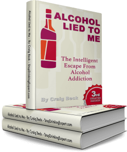 Alcohol Lied to Me Review