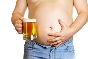 how does alcohol affect your weight