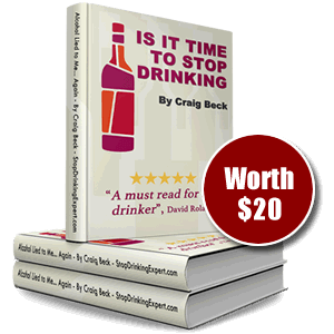 free how to stop drinking ebook