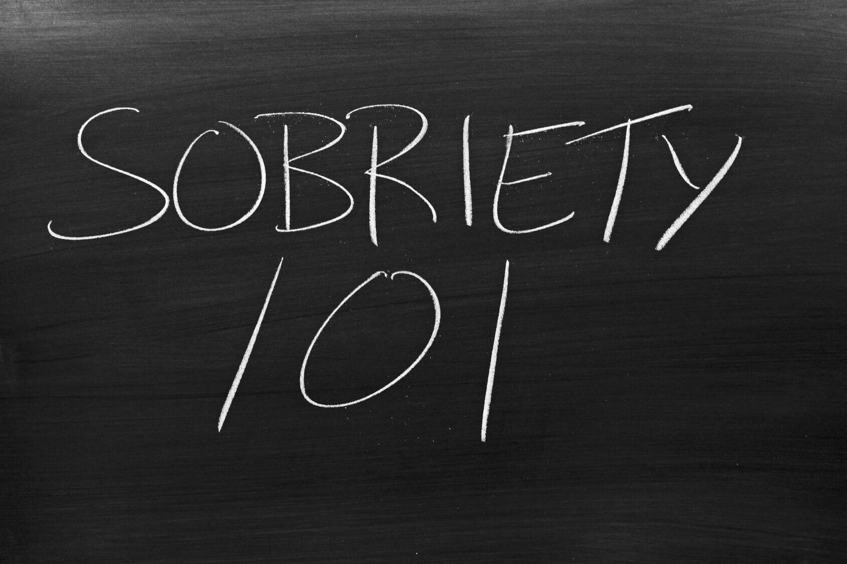 how to quickly get sober
