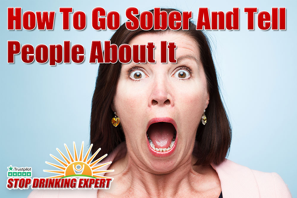 How to Go Sober