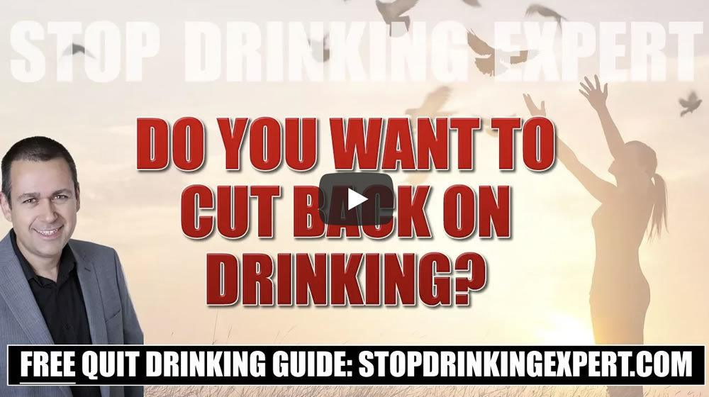 cut back on drinking video