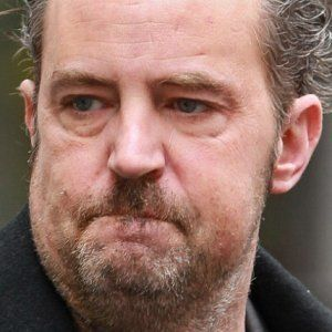 matthew perry alcohol