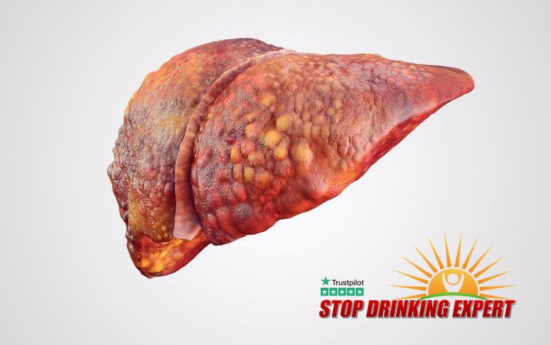 how to reverse liver damage