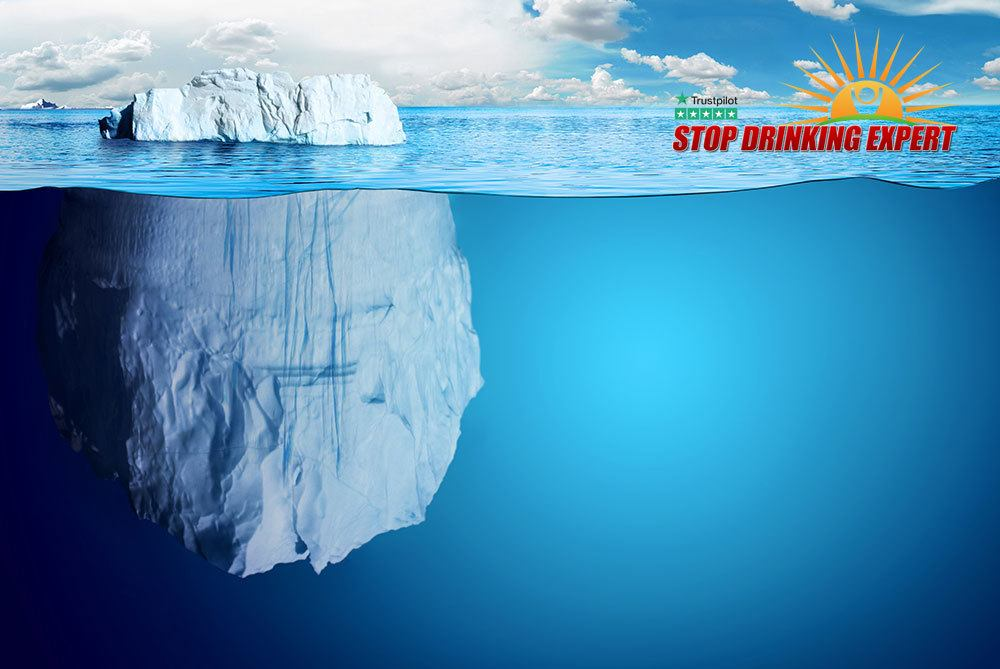 Alcoholism Is The Tip Of The Iceberg